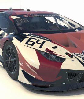 Lamborghini Huracán GT3 EVO ROI Management