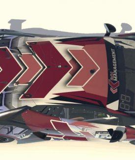 ROI MANAGEMENT Lamborghini Huracán GT3 EVO
